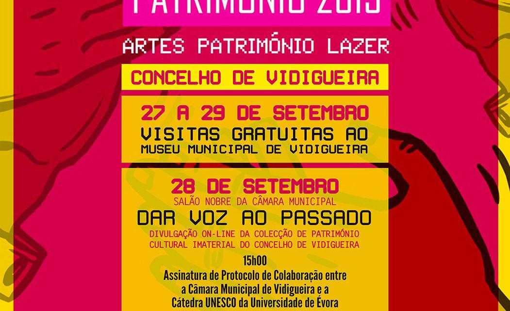 Cátedra UNESCO assina protocolo de colaboração com Câmara Municipal da Vidigueira