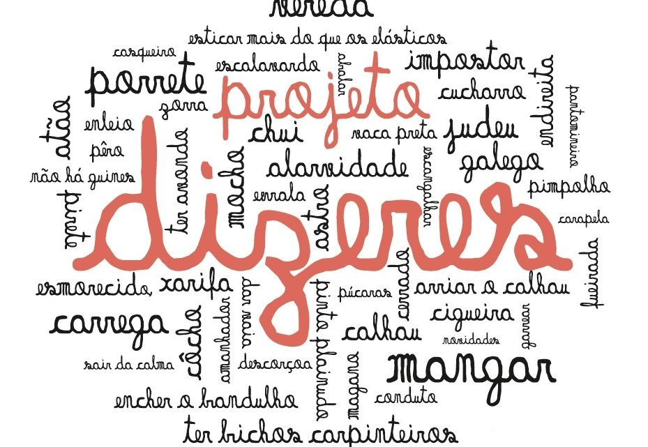 Projecto Dizeres publica Glossário